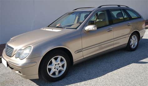 mercedes estate cars for sale 2002 mercedes c220 cdi elegance diesel automatic 5