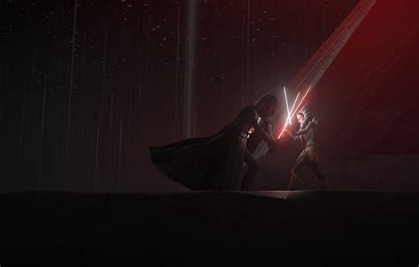 oboi dart veyder zvezdnye voyny povstantsy asoka star wars rebels kartinki na rabochiy stol