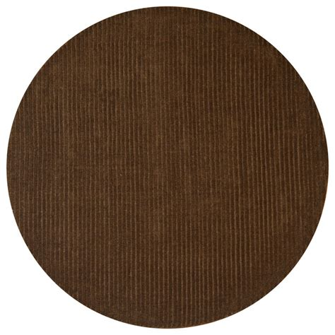 Red Rugs For Bedroom Brown Pulse Rug 6 Round Area Rugs By St Croix