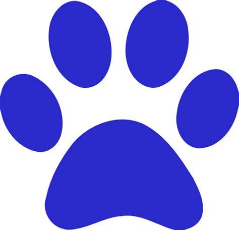 tiger paw clip art at clker com vector clip art online