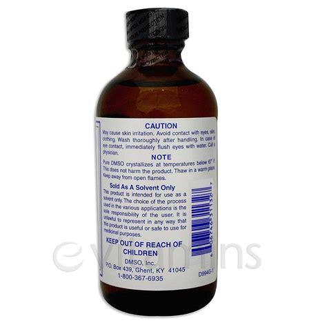 Dmso Liver Detox by Evitamins Nature S Gift Dmso Liquid 99 9 Glass