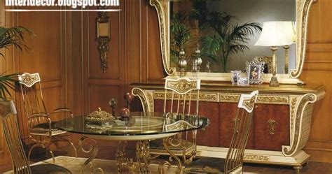 italian dining room luxury italian dining room furniture glided models
