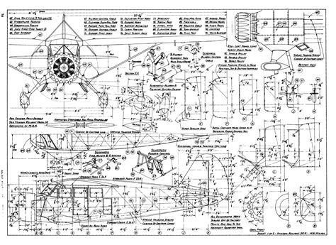 3 Drawing Views by Precision Scale Stinson Sr 5e With Free 3 View Drawings