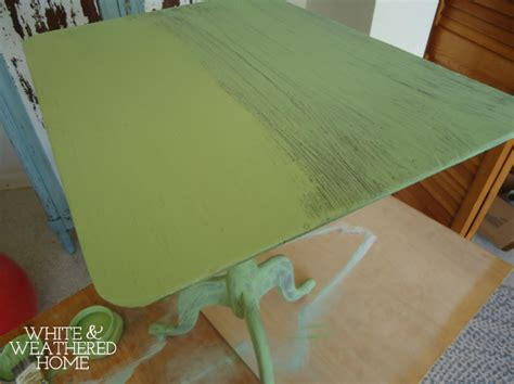 chalk paint vs acrylic paint hometalk a review of the new paint couture furniture