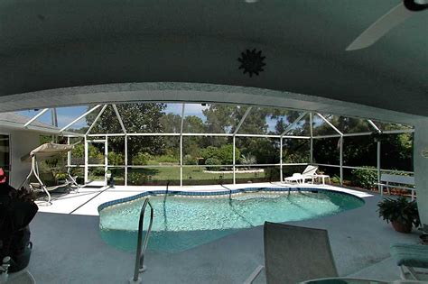 Pool House Designs What S Up With A Lanai New Floridians