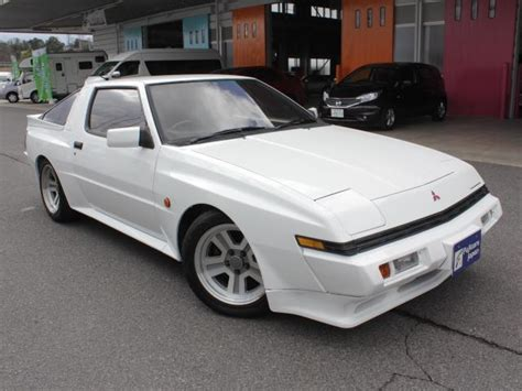 how does cars work 1988 mitsubishi starion free book repair manuals featured 1988 mitsubishi starion gsr vr widebody at j spec imports