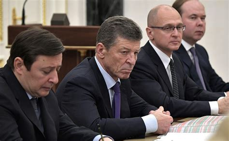 Government Members by Meeting With Government Members President Of Russia