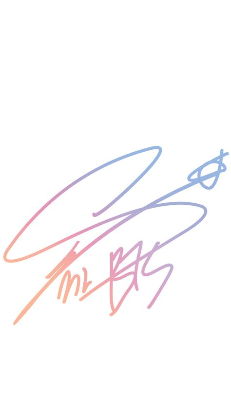 Bap Signature 2 T Shirt i you want your bias signature on your i m
