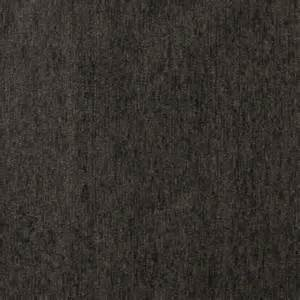 charcoal grey solid chenille upholstery fabric by the yard