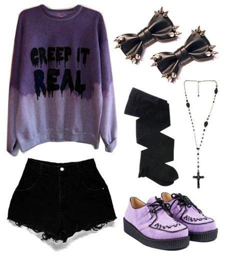kawaii pastel goth fashion tumblr pastel goth outfit tumblr