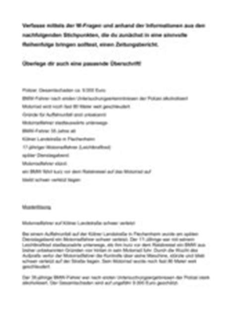 Unfallbericht Schreiben Muster Schule 4teachers Lehrproben Unterrichtsentw 252 Rfe Und Unterrichtsmaterial F 252 R Lehrer Und Referendare