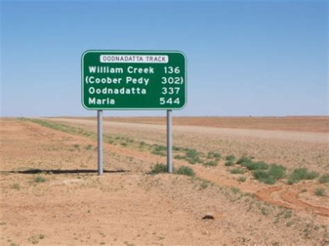 Our First Oodnadatta Track Road Trip