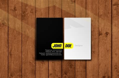 Direct To Card Templates by 35 Quality Business Card Design Templates For Free You