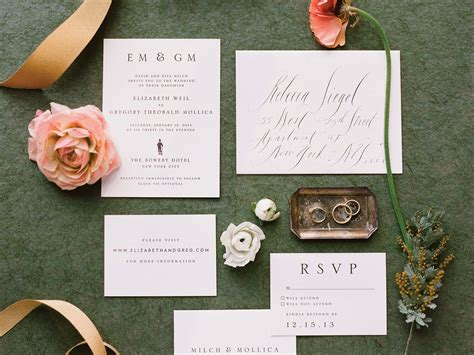 Wedding Invitations Etiquette by Top 10 Wedding Invitation Etiquette Questions