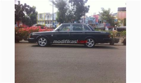 Karpet Mobil Model Mangkok 1980 volvo 264gl v6engine 2700cc