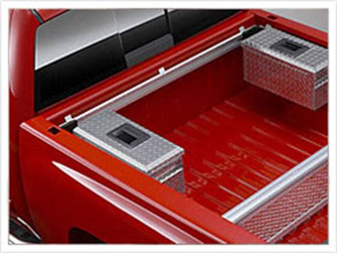 In Bed Truck Tool Box by Truck Bed Tool Box Home