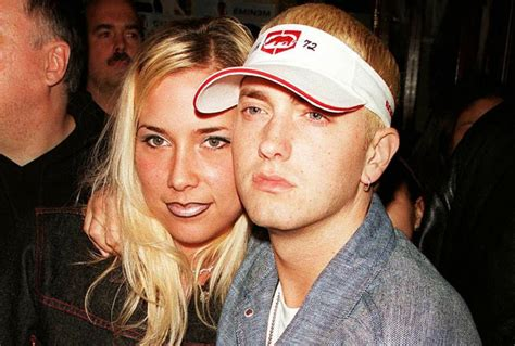 eminem and kim eminem s daughter is now an instagram sensation