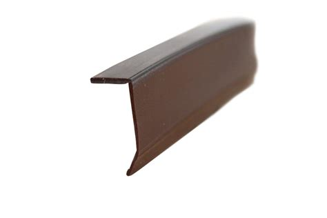 top seal brown garage door seals