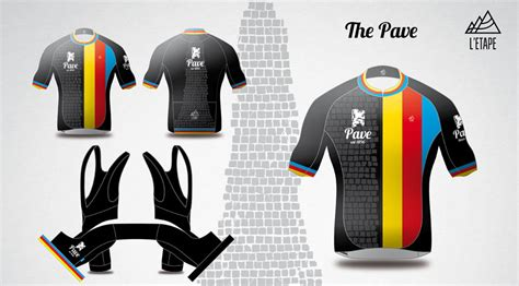 cycling jersey pattern download l etape clothing launches with single run limited edition
