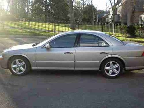 2000 lincoln ls repair manual car service manuals 2000 lincoln ls 2000 lincoln ls