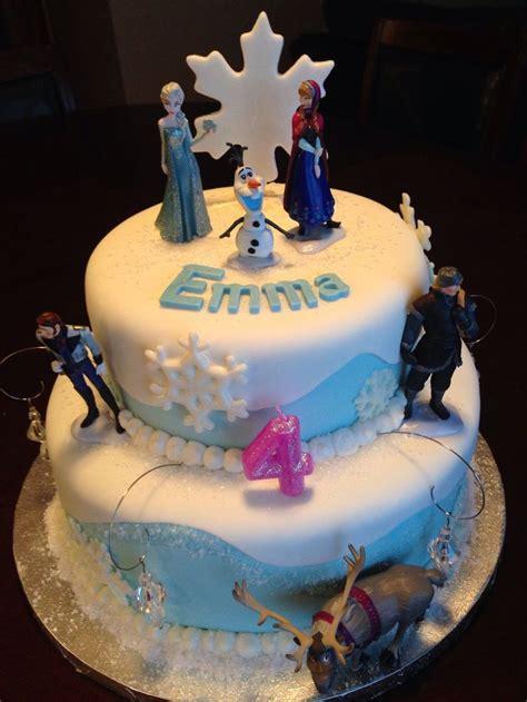 images  frozen cakes  pinterest  birthday frozen  cakes