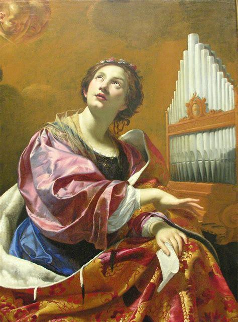 when was st born file vouet simon cecilia c 1626 jpg