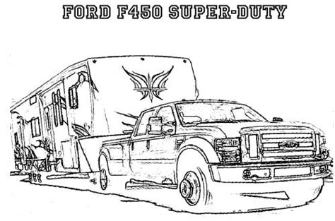 ford trucks coloring page ford truck coloring pages coloring pages for free