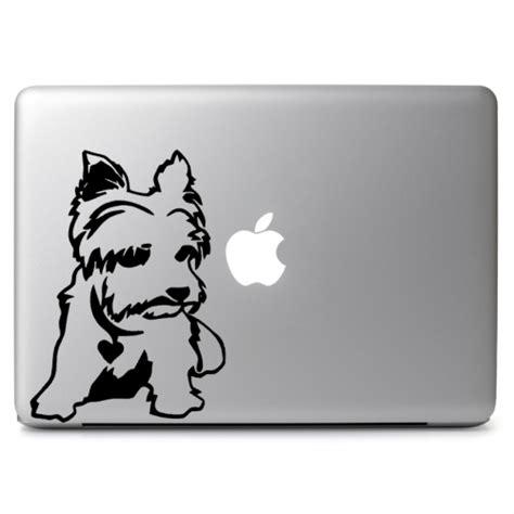 Decal Sticker Macbook Dogs Katze Decal terrier apple macbook air pro 11 quot 13 quot 15 quot 17 quot vinyl decal sticker dreamy jumpers