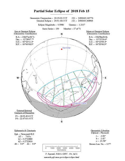 Mali Calend 2018 Astronomy Calendar Of Celestial Events 2018 Sea And Sky