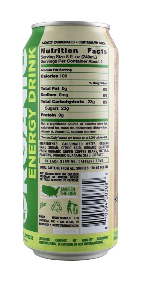 cloud 9 energy drink owner rockstar energy nutrition label related keywords
