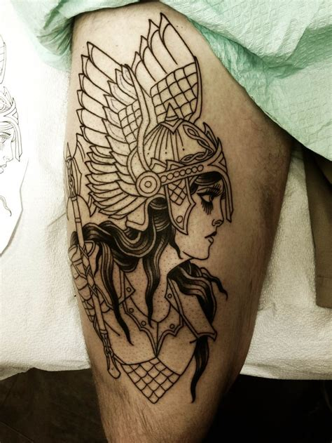 athena tattoo 25 best ideas about valkyrie on norse