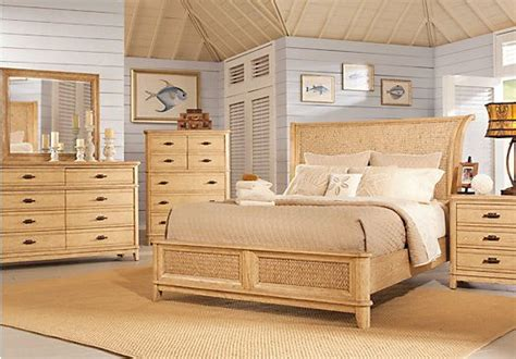 shop for a cindy crawford home sunset isles ash woven 5 pc