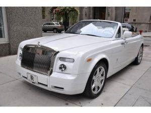 new york rolls royce drophead rental luxury cars for rent