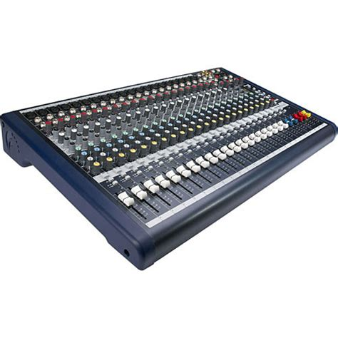 Mixer Audio Soundcraft soundcraft mpm202 multipurpose audio mixer rw5785us b h photo