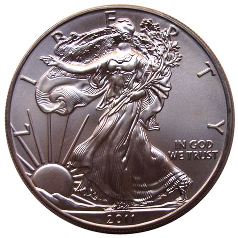 1 Oz Silver One Dollar - 1 dollar quot american silver eagle quot bullion coin united
