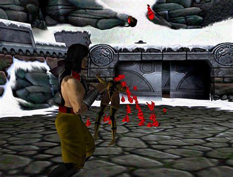 mortal kombat 4 apk v3 0 apk classic 1997 apkwarehouse org - Mortal Kombat 4 Apk