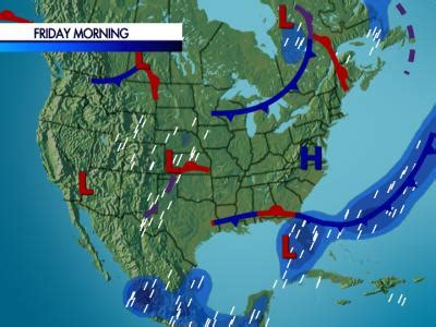 weather map of us for tomorrow cnn weather forecast for america tomorrow