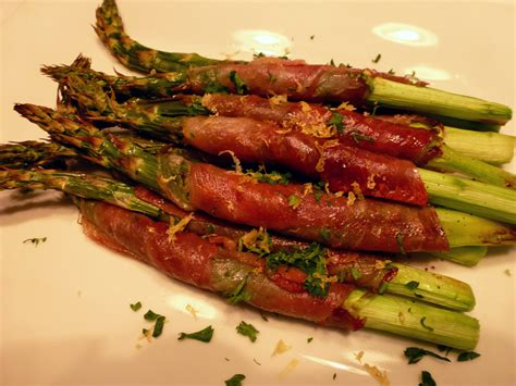Killer Apps Prosciutto Wrapped Asparagus by Prosciutto Wrapped Asparagus