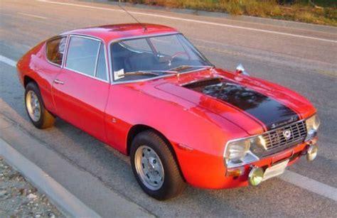 Lancia Fulvia Sport Zagato For Sale Bargain Zagato 1971 Lancia Fulvia Sport Bring A Trailer