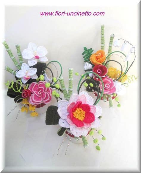 fiori a crochet oltre 1000 idee su foglie all uncinetto su