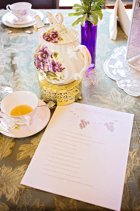 High Tea Baby Shower by Kara S Ideas High Tea Baby Shower Via Kara S