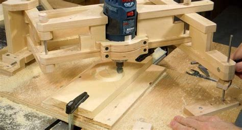 recessed drawer pull router bit making recessed drawer pulls