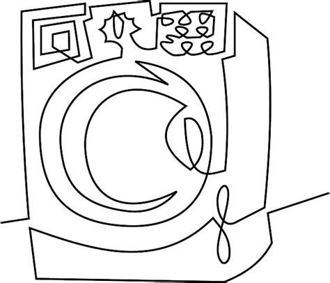 kuche washing machine kostenlose vektorgrafik waschmaschine k 252 che clipart