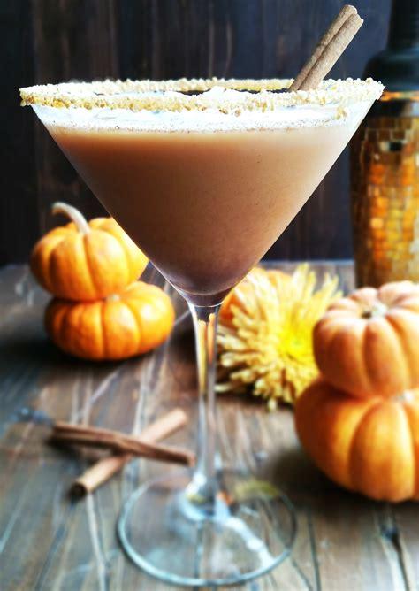 martini pumpkin chocolate pumpkin pie martini 3 yummy tummies