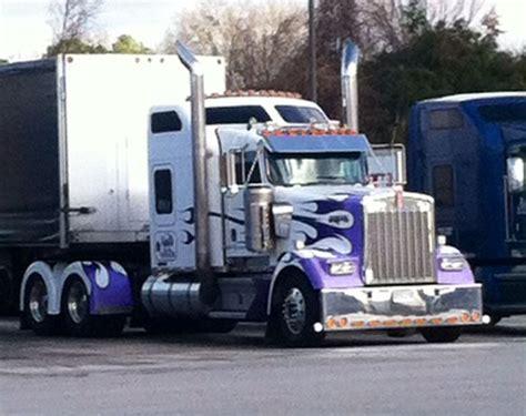 kenworth w900l custom paint sweet truck pilot truck stop priceville al trucks