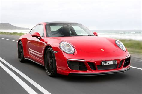 2018 Porsche 911 Gts by 2018 Porsche 991 2 911 Gts Review Motor