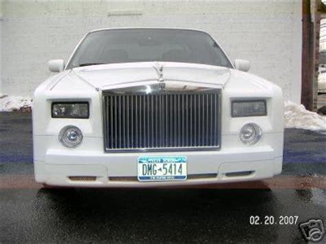 ebay rolls royce phantom replica