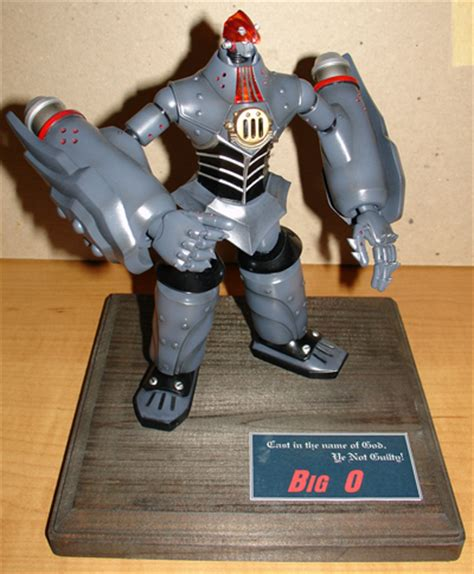 Big 0 Anime by Kit Bash The Big O