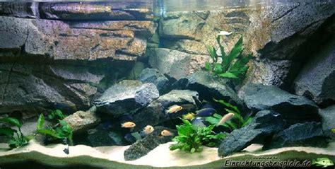 Decors Aquarium by Fabrication D Un Decor De Fond Aquariophilie Org