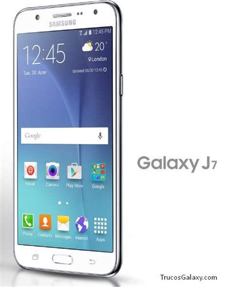 Samsung Galaxy J7 Ultimate Samsung Galaxy J7 Trucos Galaxy